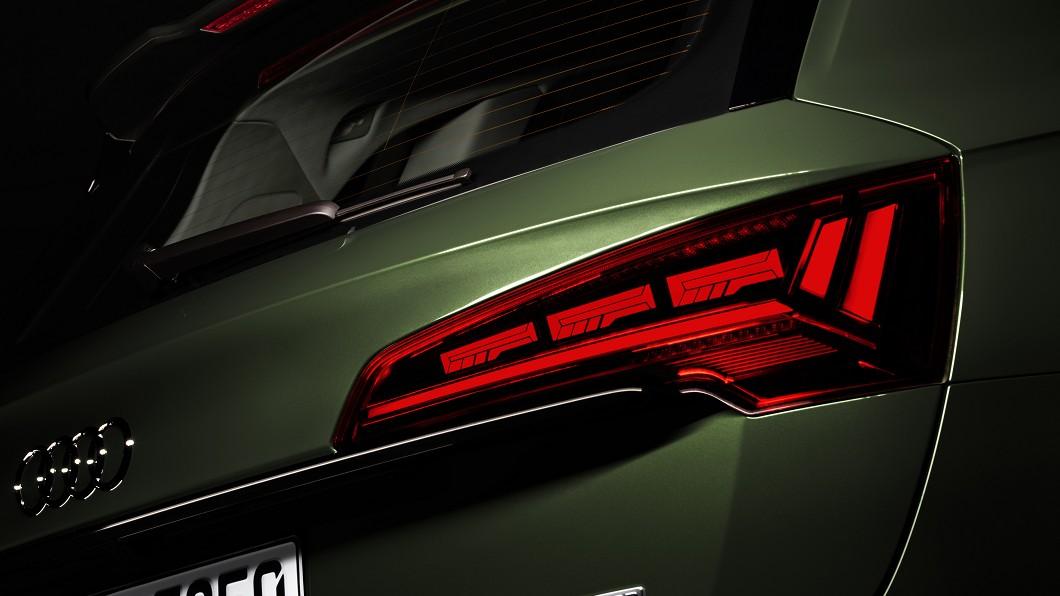 全新奥迪Q5发布,OLED尾灯应用再添新军