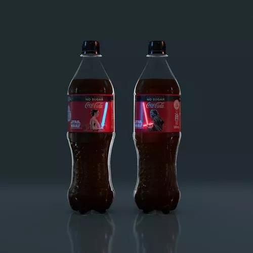 可口可乐新包装:OLED自发光瓶身,限量8000瓶